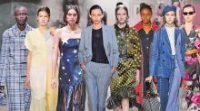 Der komplette Fashion Week Trend-Guide fürs Frühjahr 2018