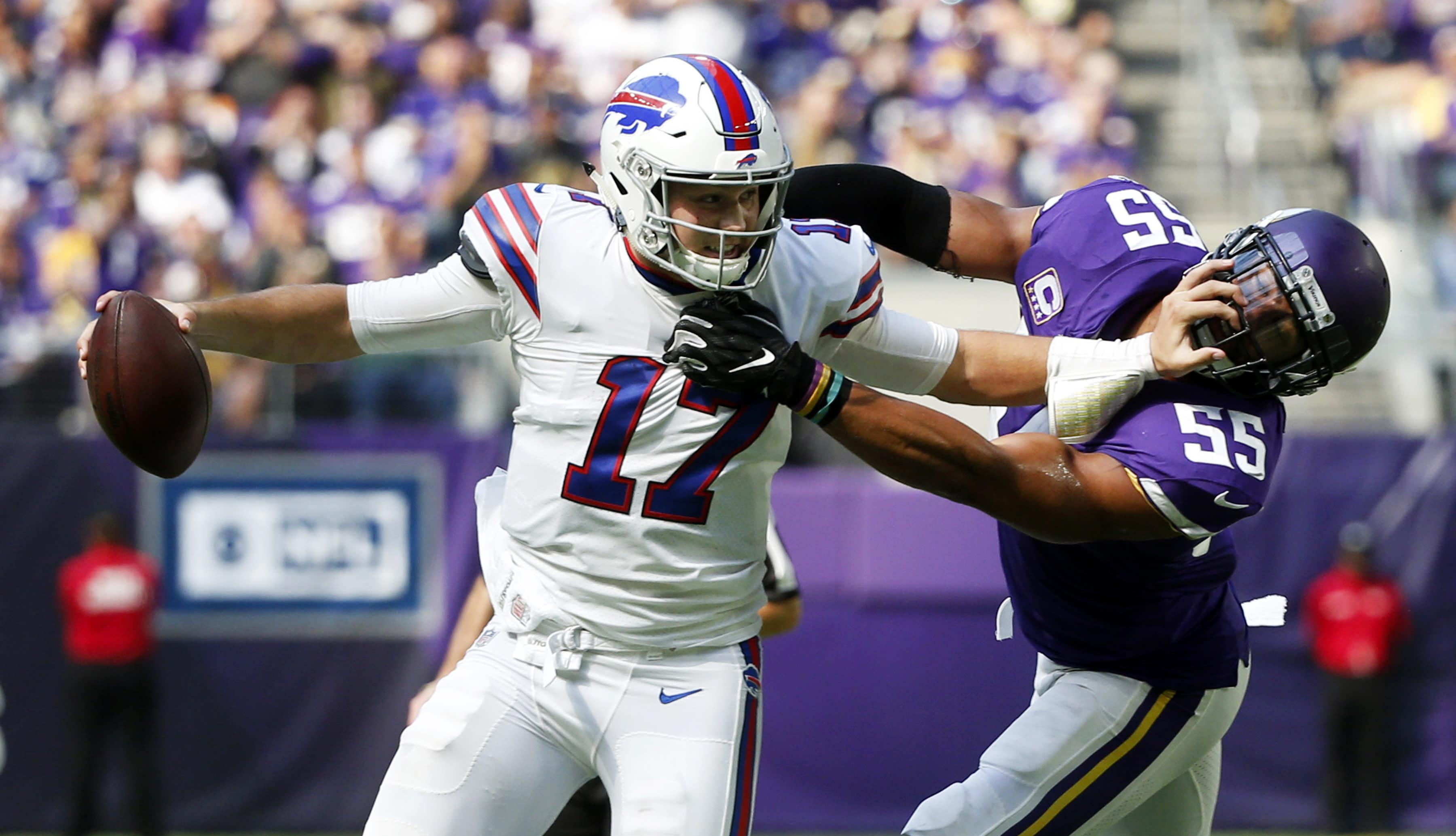 Bills' win over Vikings is largest NFL upset since 1992, wrecks survivor pools everywhere