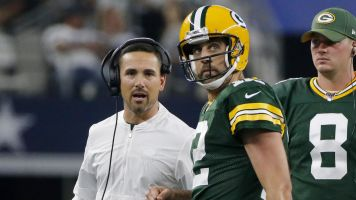Packers coach reveals why team drafted a QB
