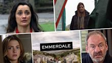 Next week on Emmerdale: A fatal fall for Gabby? Plus Harriet is left panicked by a grave discovery (spoilers)