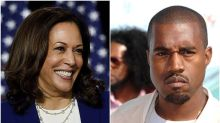 Twitter Users Suspect Biden And Harris Dissed Kanye West With Walkout Song