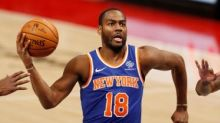 Alec Burks returns from injury for Knicks at Warriors