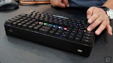 Chassepot C1000 keyboard hands-on