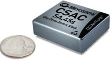 Microsemi Announces New Chip Scale Atomic Clock for Space Combining Cost-Effective Performance with Low Size, Weight and Power