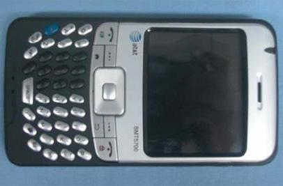 AT&T's QWERTY-equipped SMT5700 drops by FCC