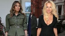 Melania Trump Will No Longer Wear Fur (Maybe Thanks to Pamela Anderson)
