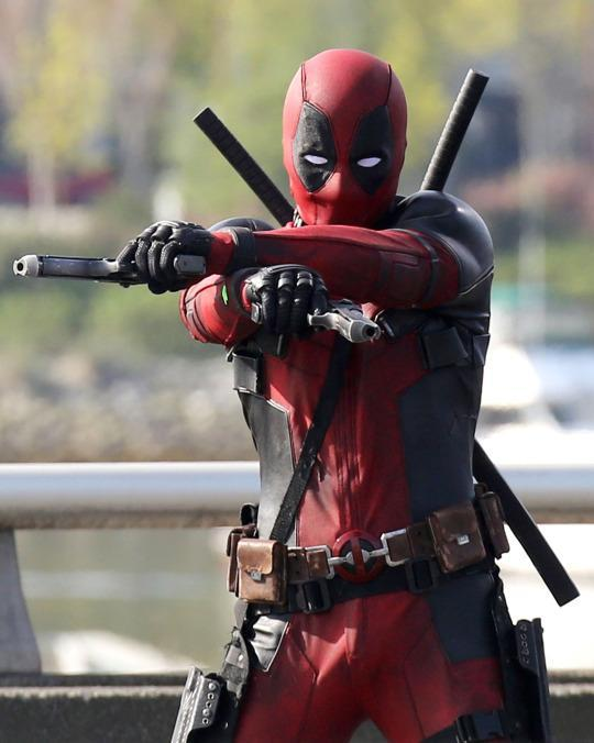 ryan reynolds deadpool render - photo #13