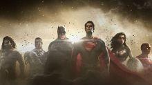 Justice League's Batman, Wonder Woman, Flash, Aquaman and Cyborg Costumes Detailed