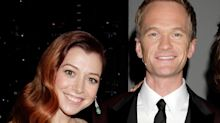 Does Alyson Hannigan Think Neil Patrick Harris Should Replace Michael Strahan on  'Live!'?