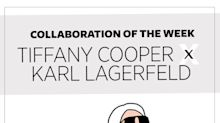 Collaboration of the Week: Tiffany Cooper for Karl Lagerfeld