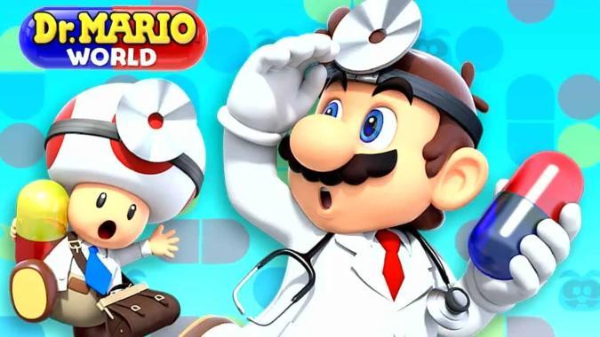 Nintendo's 'Dr. Mario World' is shutting down on November 1st