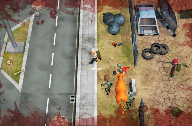 Zombie sandbox MMO Immune enters early access on Steam