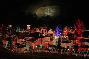 Stone Mountain Christmas.Plan A Picture Perfect Stone Mountain Christmas At Atlanta
