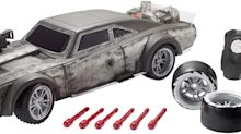 Make Like Vin Diesel With This RC 'Fast & Furious' Dodge Charger (and Other Exclusive Mattel Toy Sneak Peeks)
