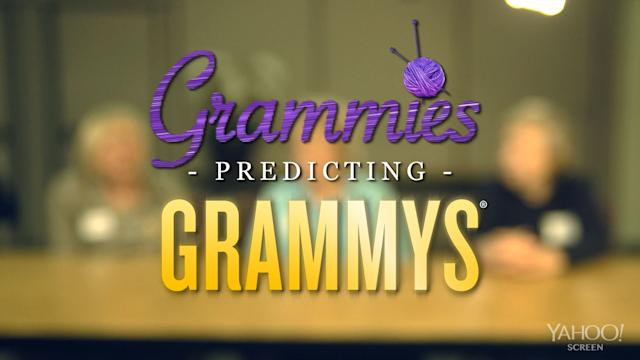 Grannies Hilariously Predicting the Grammys