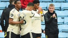 Solskjær tells Manchester United players not to get carried away by run