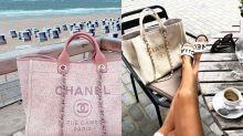 耐看長青款手袋:12個貴婦假日風Chanel tote bag、camera bag值得擁有!