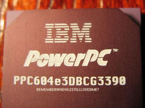 IBM slaps Apple with a lawsuit for recruiting top chip designer -- like they were going to use him anyways