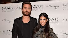 Kourtney Kardashian sends a message in $360 'Stay Home' sweatsuit