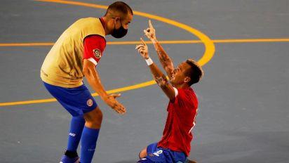 Costa Rica se corona tricampeón de fútbol sala de la Concacaf en Guatemala