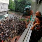 Hong Kong retailers forecast sharp drop in sales as protests rock city