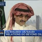Prince Alwaleed Bin Talal: Iran playing 'nasty' role in o...