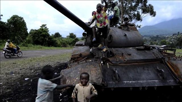 DRC forces drive M23 rebels out of the east of the country