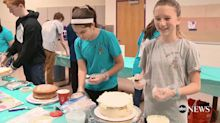 Students Are Working to Make Sure Everyone, from Kids to Seniors, Gets a Cake on Their Birthday