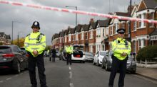 British anti-terrorism police say plots contained after woman shot, arrests