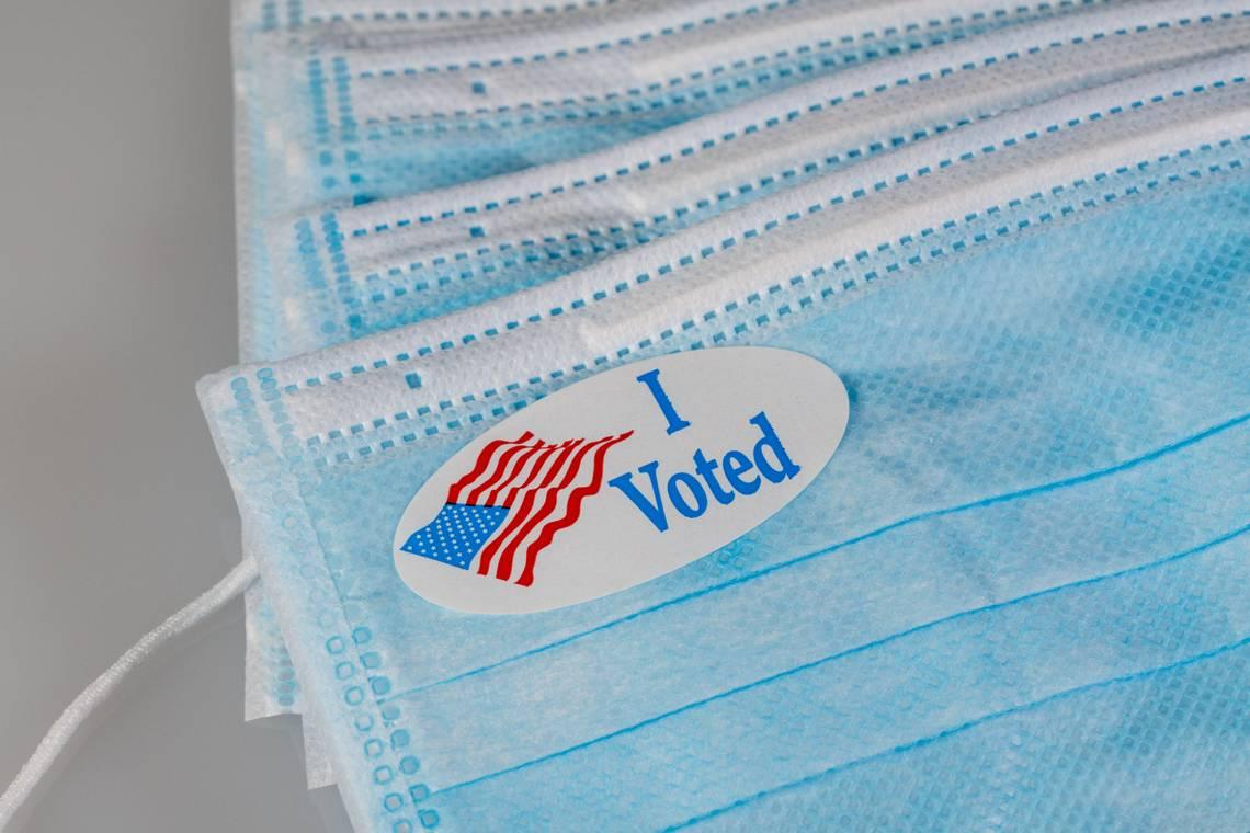 Do I need to wear a mask to vote? Here are safety rules when polls open in South Florida