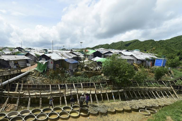 Rohingya refugees living in camps like this one in Teknaf, Bangladesh are refusing to be repatriated without guarantees for their safety