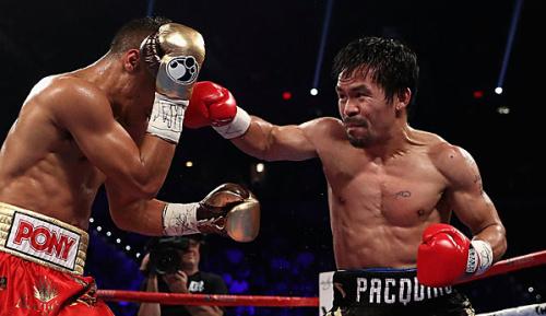 Boxen: Neuer Gegner für Weltmeister Pacquiao