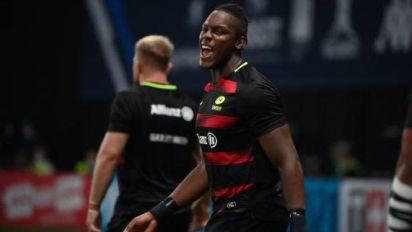 Rugby - Premiership - Angleterre : les Saracens en route pour la Premiership