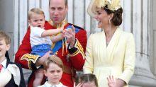 Prince Louis : Kate Middleton dévoile une photo inédite du petit dernier de la fraterie royale