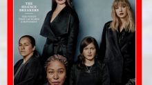 'Silence Breakers' named Time magazine's Person of the Year