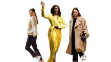 'Don't dress like Ally McBeal': the new rules of women's workwear