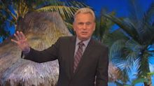 Pat Sajak greeted with standing ovation as he returns to 'Wheel of Fortune'