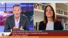 """Joaquín Prat, indignado al conocer lo que siguen cobrando en dietas algunos políticos: """"¿No se les cae la cara de vergüenza?"""""""