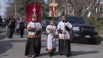 Local Christians celebrate start of Holy Week
