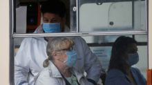 Ukraine reports record daily high coronavirus-related deaths