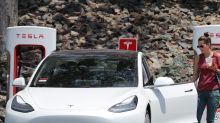 Tesla unveils 3,100-mile Supercharger route across China as part of Musk's plan to connect Shangai and London