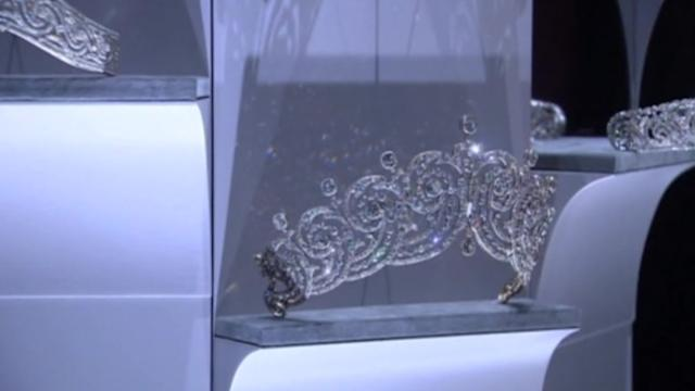 The Duchess of Cambridge's tiara, Liz Taylor's necklace and more sparkle in Cartier Exhibition