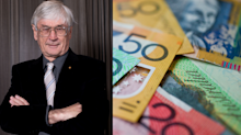 'Ridiculous': Millionaire Dick Smith received $500k in franking credits