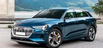Audi e-tron, e-tron Sportback India launch on July 22