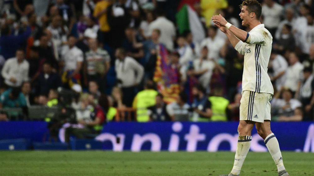 ¡Qué calentura! Cristiano estalló de bronca tras el 3-2 de Messi