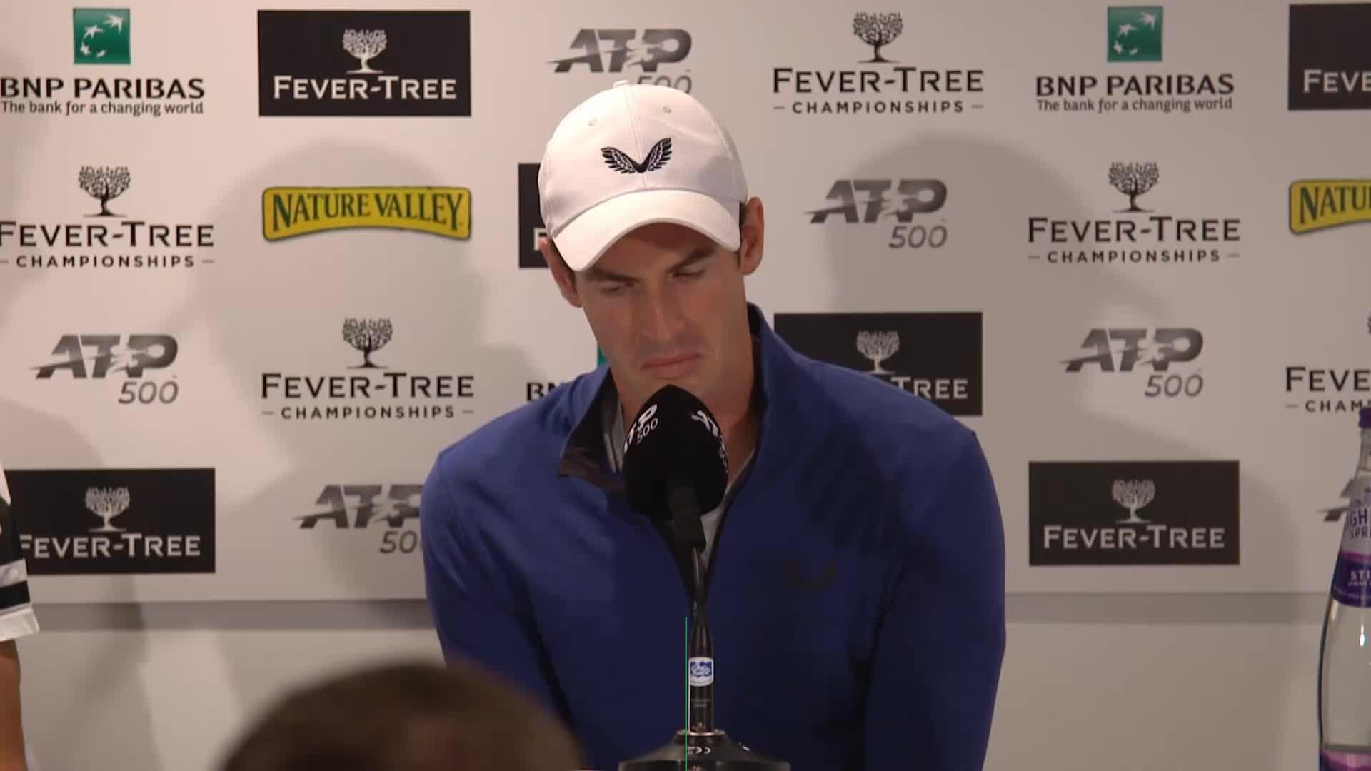 My hip surgery has been life changing - Murray