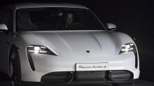 Porsche Taycan revealed