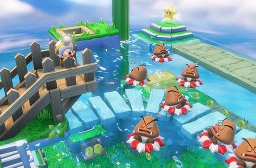 Captain Toad: Treasure Tracker trailer unearths playable Toadette [update: EU date]