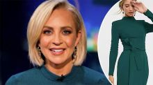 The Project's Carrie Bickmore stuns in $70 ASOS dress: 'Wow'