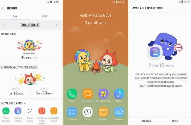Samsung's latest app could help curb your kid's screen addiction